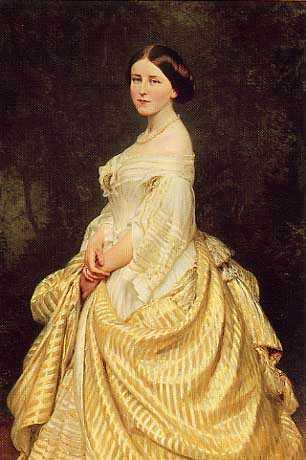 Rainha D. Estefânia por Sohn