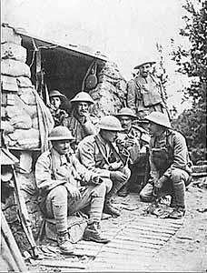 slag aan de somme 1916