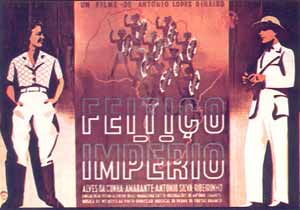 Cartaz de cinema: Feiti�o do Imp�rio