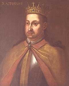D. Afonso II