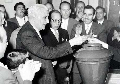 Resultado de imagem para eleições de 1958